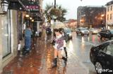 #@$@#% The Rain; Georgetown Gets Stylish During Fashions Night Out!